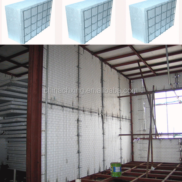 Lightweight Exterior Wall Panel Building Materials 3d Eps Steel Mesh Wall  Panel Part 13