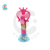 Princess Fan candy toys candy with battery high quality candy toys