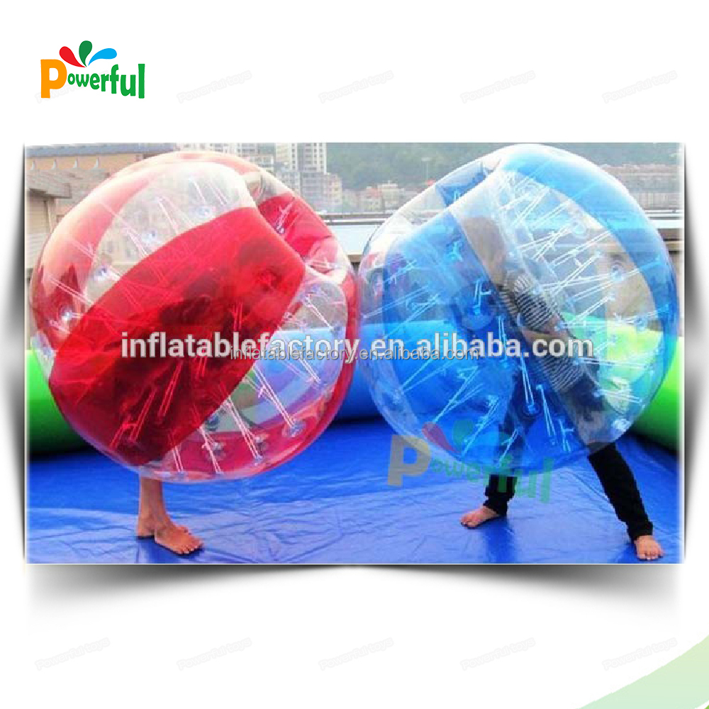 human inflatable bumper bubble <strong>ball</strong>,inflatable knock <strong>ball</strong> for sale