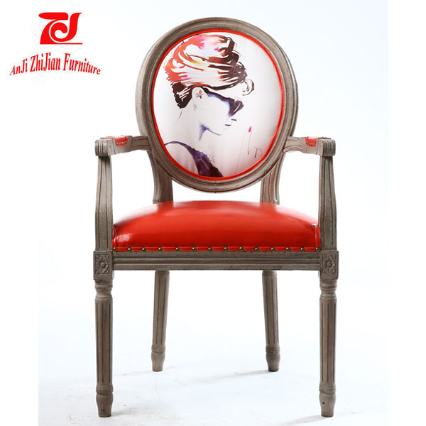 Rental Chair For Wedding ArmChair Round Back Dining Arm Chair For Sale