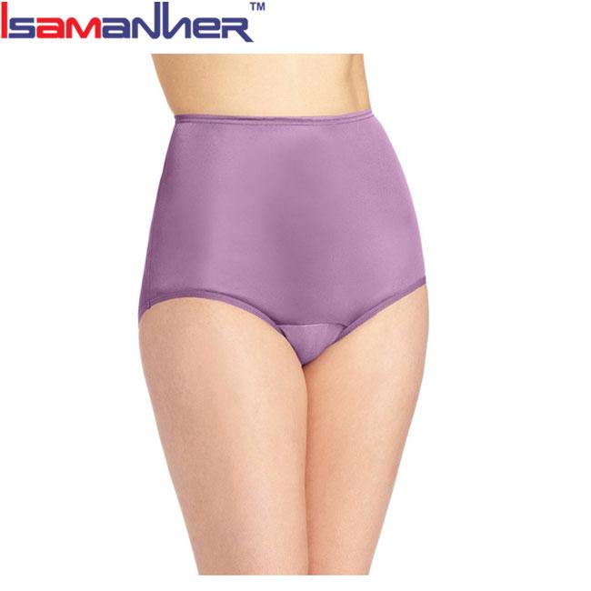 790fb6583 Macio calcinha alta corte mamãe grávida sexy roupa interior das mulheres  grávidas