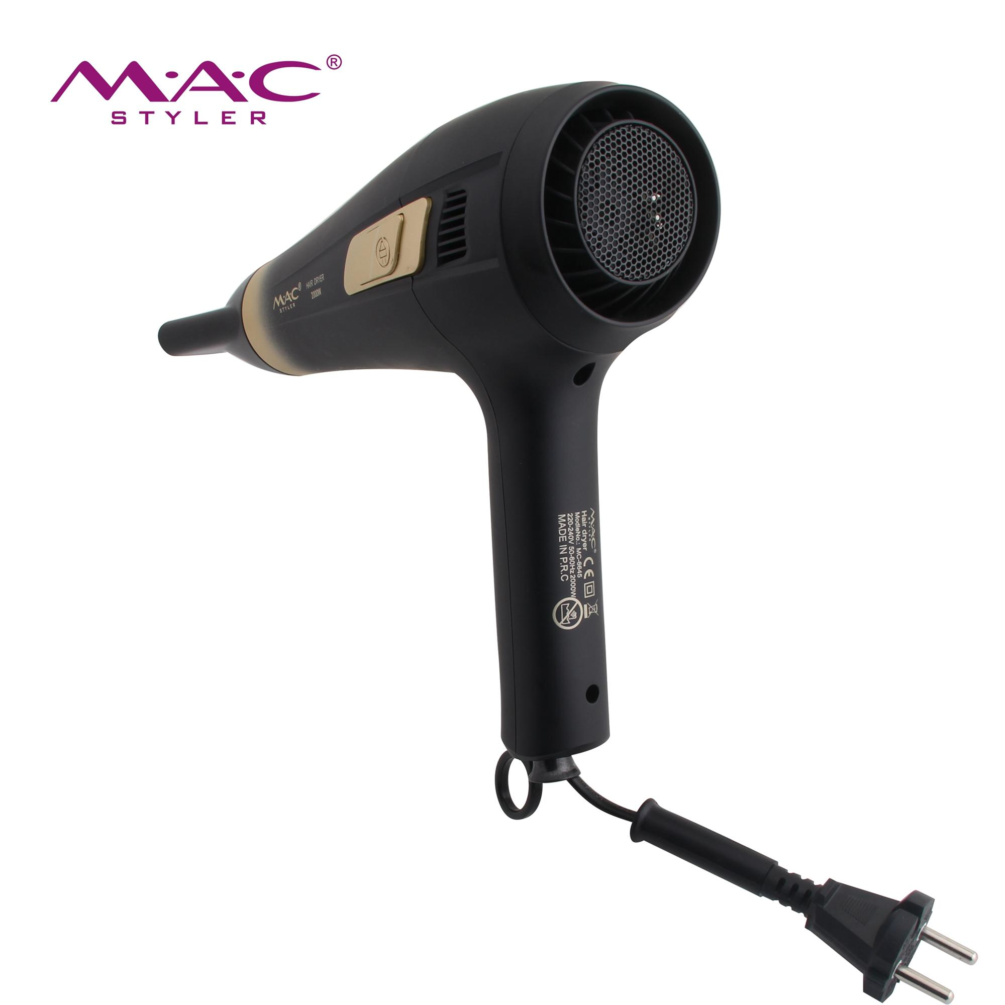 2019 Automatic take-up Ionic electric hair dryer, Wholesale hotel DC hair dryer motor,Professional salon powerful hair dryer