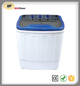 Popular Double tub 5kg washing machine with promotion price