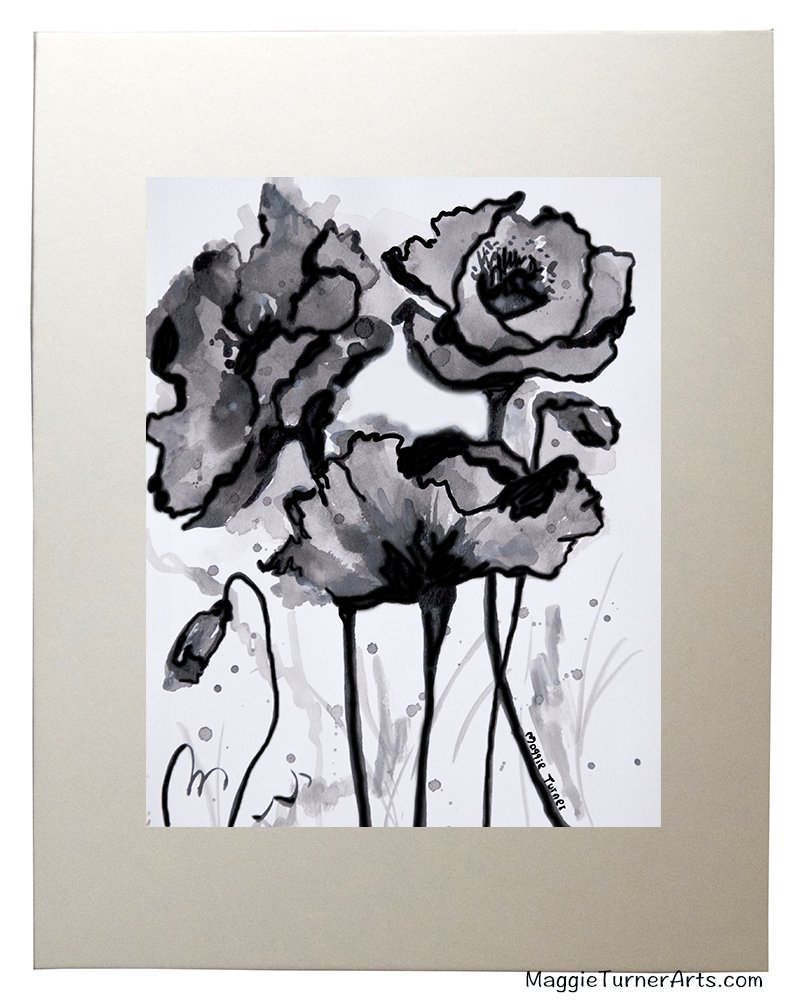 Cheap Black And White Flower Wall Art Find Black And White Flower