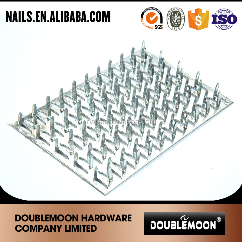 Galvanized Nail Plate To Connect The Construction Timber - Buy Nail ...