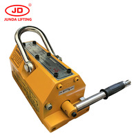 Automatic steel plate 2200 Lb magnetic lifter 600kg