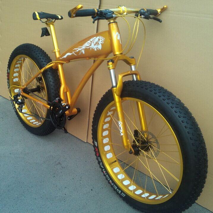26 Inch Fat Tire Bike Fat Tyre Bicycle Fat Tyre Bike Sm 4520 Buy