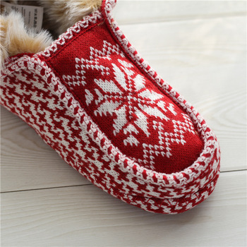 Sweater Cute Maple Leaf Pattern Clog Cable Warm Knit Ladies Winter