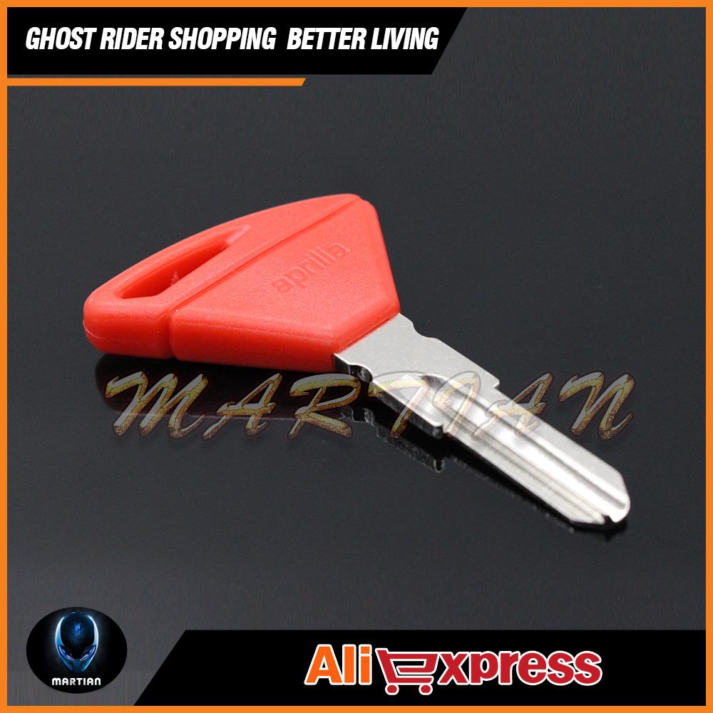 1 шт. красный пустой ключ мотоцикла для Aprilia RSV4 Tuono Dorsoduro 750 1200 красный