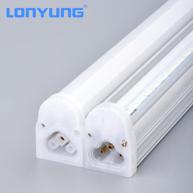 Seamless connection tube light fixtures T5 led tube light frame 7w 15w 20w 22w