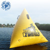 Water Game Triathlon Race Custom Inflatable Buoy For Racing Marks