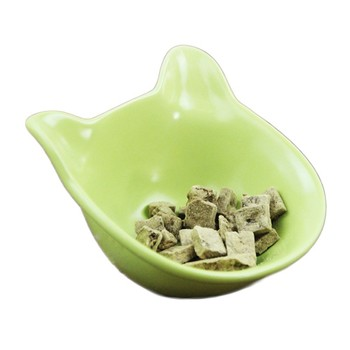 Personalize Cat Food Bowl Cat Shape Pet Bowl Ceramic Buy