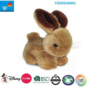 Long ear stuffed plush bunny /cute plush rabbit