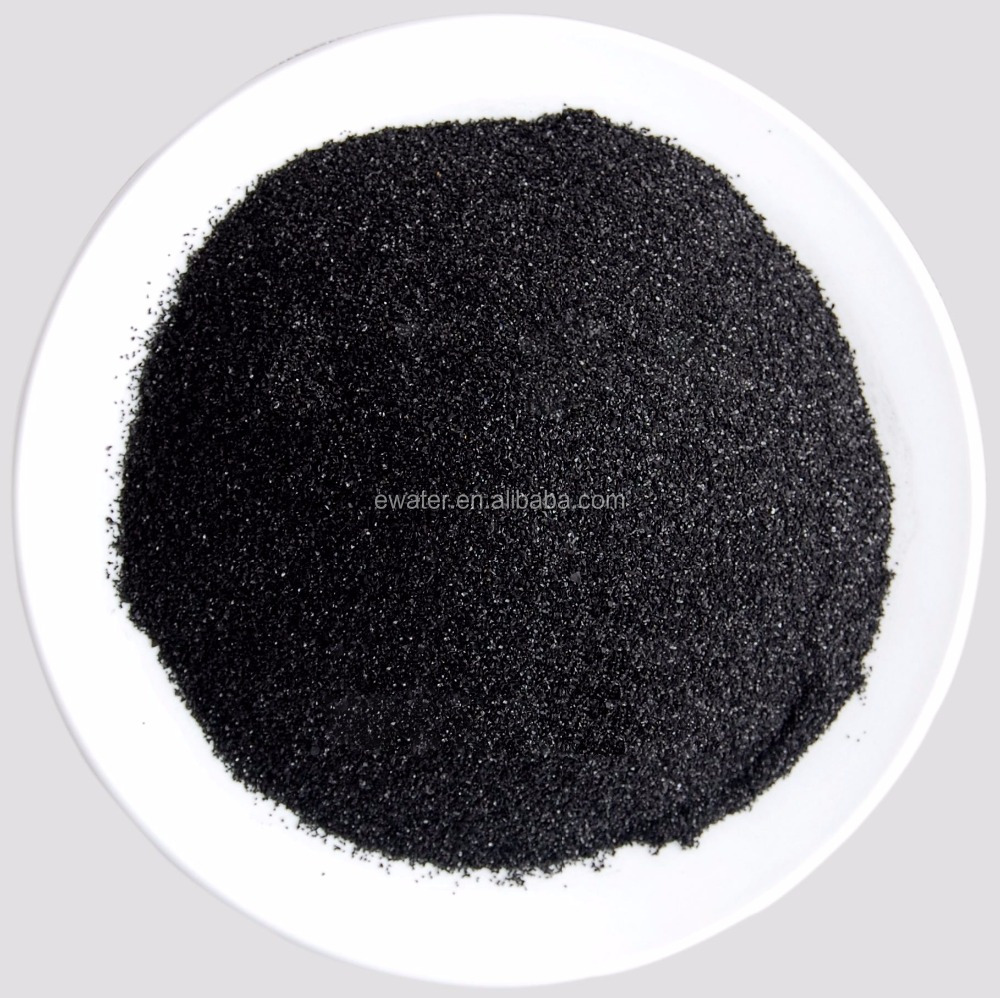 High Grade filter media anthracite coal for water <strong>filtration</strong> and Softening