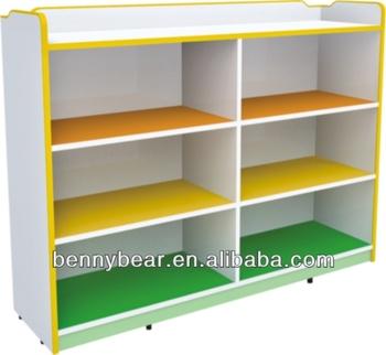 Preschool Furniture Children Toy Storage Cabinet