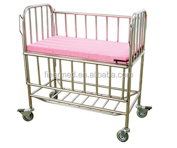 best loved 2020b d7c24 Height Adjustable Stainless Steel Hospital Child Cot - Buy Child Cot,Baby  Bed,Baby Bassinet Product on Alibaba.com