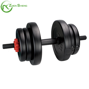 Eco-Friendly Fitness Barbell Free Weight Gym Equipment for Sale