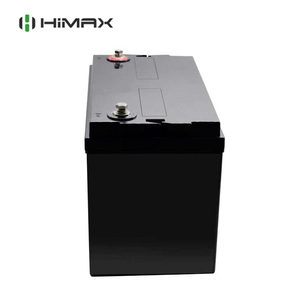 Deep 2000 Cycles Lithium Battery Pack Maintenance Free Solar LiFePO4 Battery 12V 120Ah