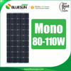High quality solar panel monocrystalline 100w solar soft solar panel