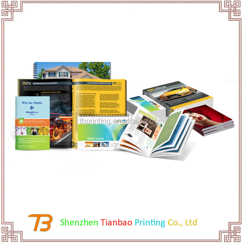 best prices cheap high quality menu printing training manuals round