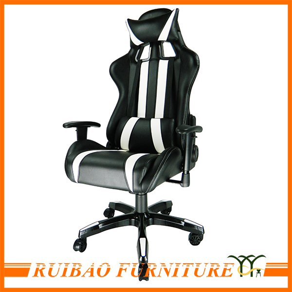 High Technology China Adjustable Audio Interactive Racing Style Office Chair Recliner