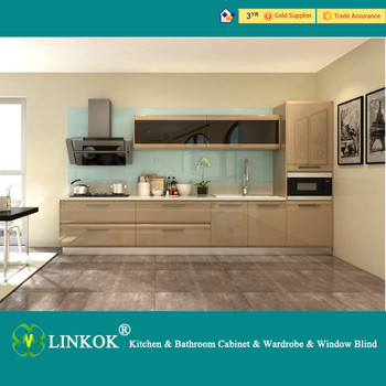 Linkok Mobili Laccato Bianco Mobili Da Cucina E Cucina Cabinet ...