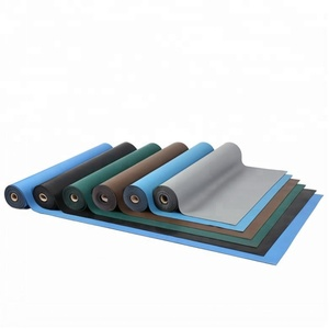 green color ESD rubber table Mat