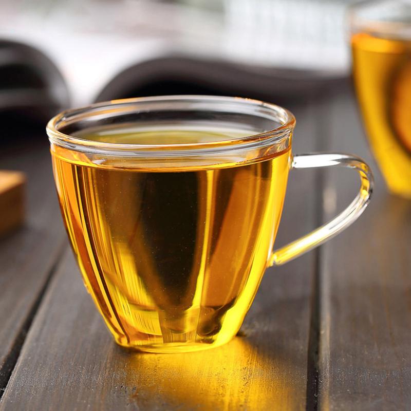 Doble pared beber térmica taza de té