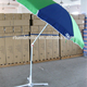 China supplier 200cm 8k 79 inch all direction adjustable garden parasol