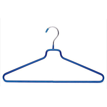 Practical Cheap Thick Metal Hanger Pvc Coated Wire Hanger - Buy ...
