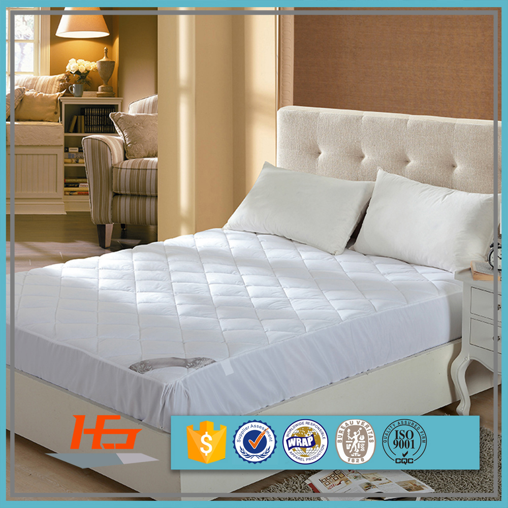 Full Size Disposable Mattress Protector / Mattress Cover For Hotel