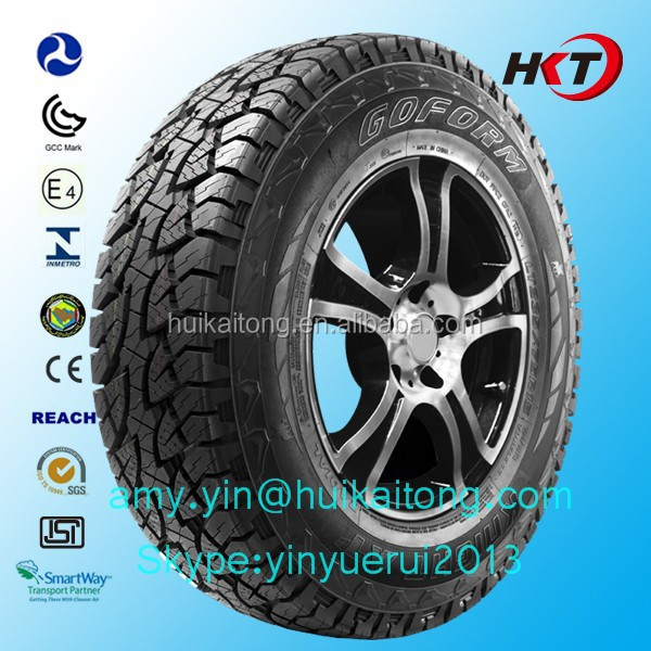 Lt 215/75r15 Chinese Goform All Terrain Tires On Sale With Factory ...