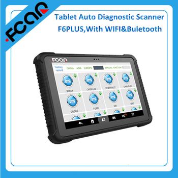 Fcar F6 Plus Car Diagnostic Scanner - Japanese,Korea,Europe,America Cars -  Buy Used Car Diagnostic Scanner,Car Diagnostic Scanner,Auto Diagnostic