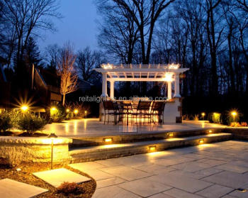 Attractive 2017 Outdoor Solar Manor House Garden Lighting