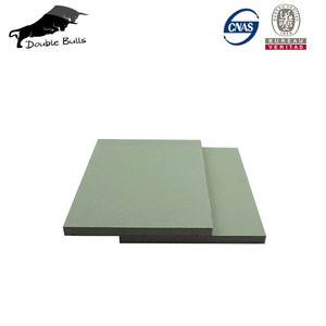 China Manufactures Drywall Gypsum Board Plasterboard in Sale