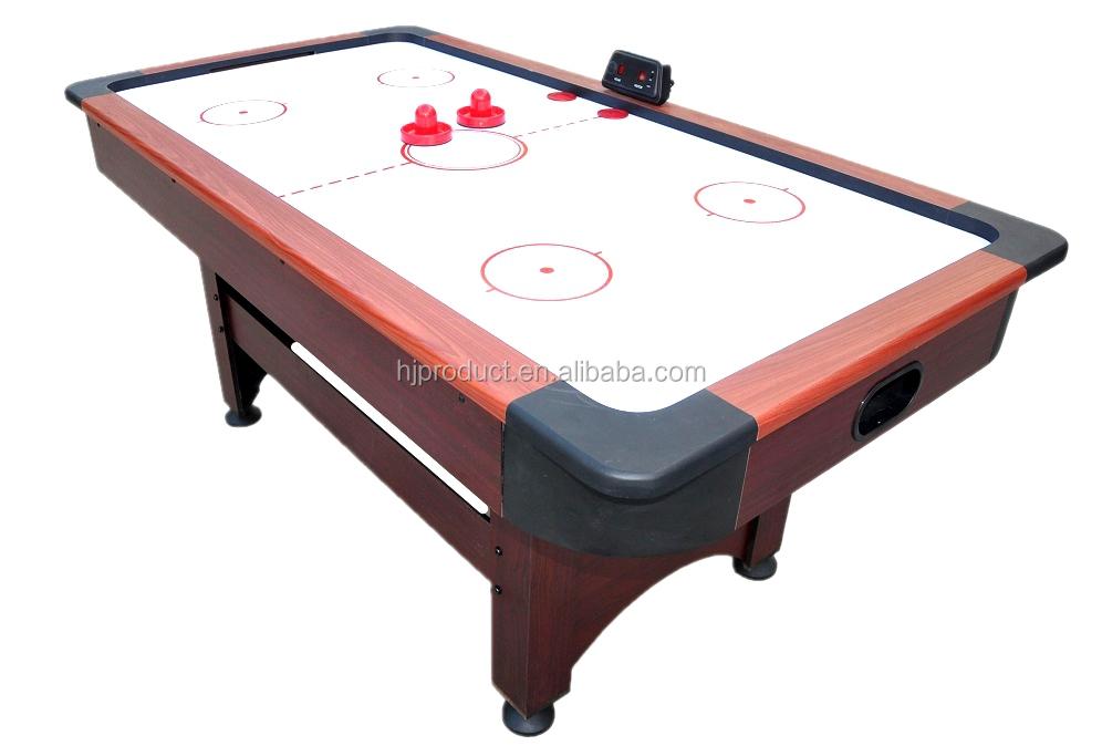 table ice hockey. air hockey table, hockey, wood ice table