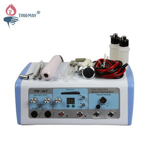 Discount high frequency galvanic facial machine 4 in 1 USD70