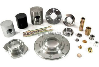 high precision metal cnc milling aluminum parts