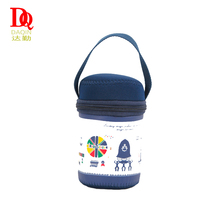 ROHs approval Wholesale full color thermal baby Custom neoprene water bottle cooler bag