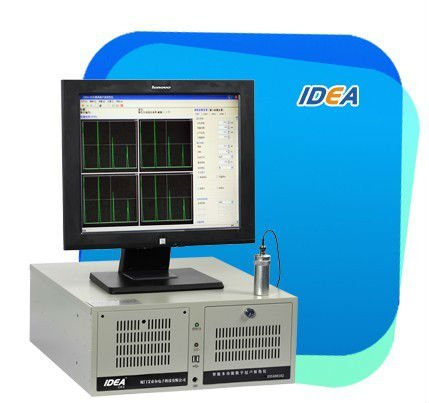 High speed multi-channel Ultrasonic testing equipment