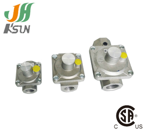 china supplier low pressure lpg constant prssure regulator with csa certification
