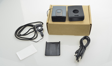 Hot sale small barcode scanner bluetooth wireless courier scanner