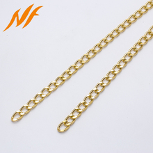 Decorative Aluminum Link Twisted Hanging Chain