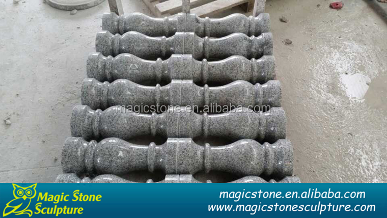 marble pillars sculpture for staircase