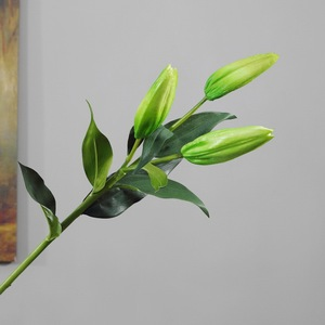 Cheap Artificial Tiger Lily Bud Flower High Quality Wholesale Online