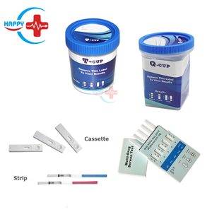 HC-K086 CE FDA approve One Step DOA rapid test kit Urine Drug Test drug testing kit for 25 different drugs