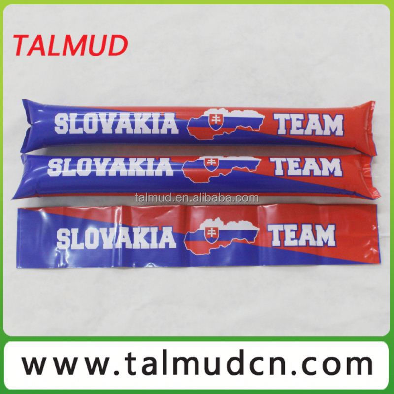 Manufacturer Colorful blow cheering stick