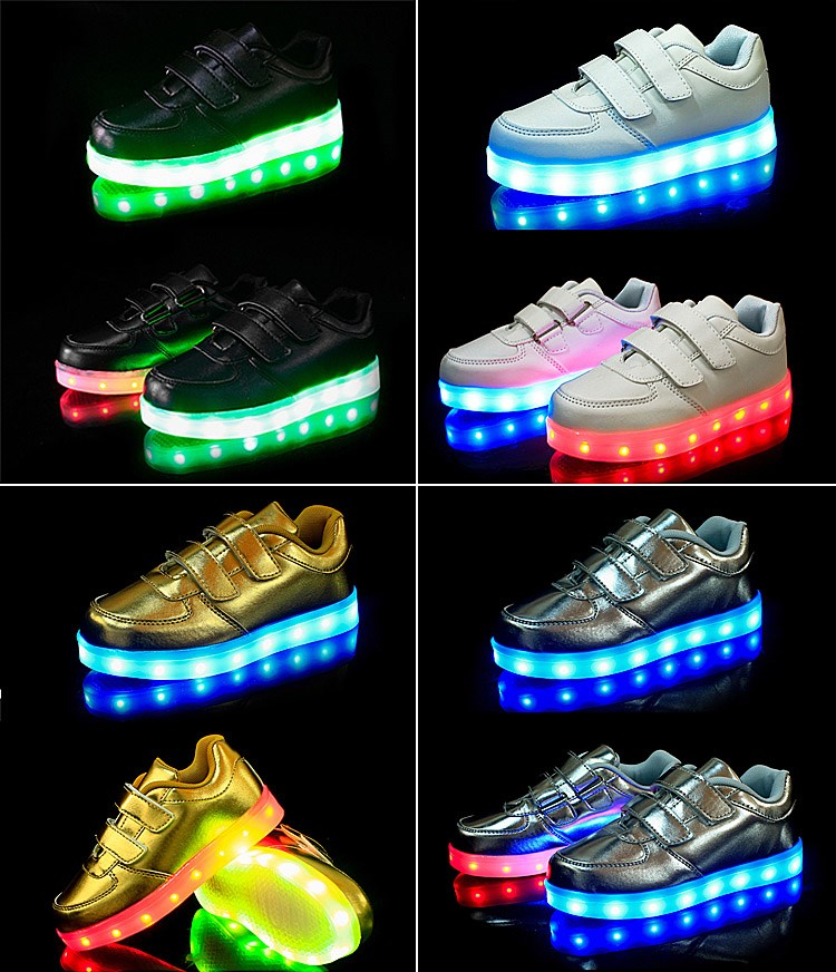 Who Stocks Kids Shoes With Lights