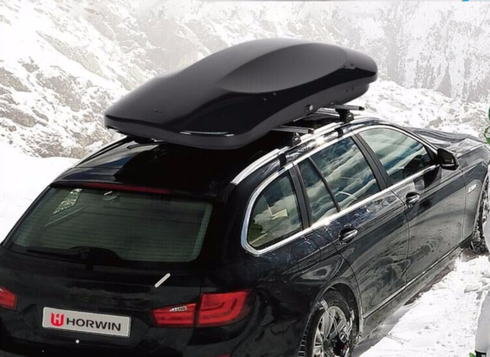 400L PMMA ABS AES car roof cargo racks TOP luggage carrier