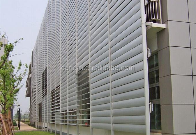 electrical metal rolling safty and heat insulation shutter window